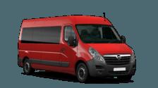 Opel Movano Bus
