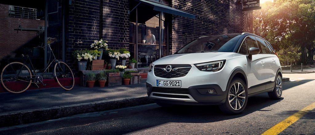 Opel, SUV, Crossland X