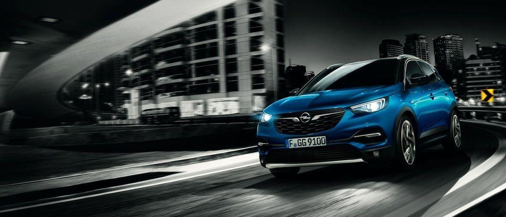 Opel, SUV, Grandland X